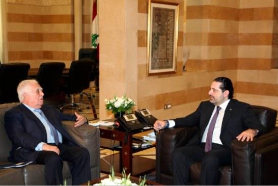 """رئيس الوزراء اللبناني يرعى في إبريل المقبل انعقاد مؤتمر """"طريق واحد.. حزام واحد"""""""