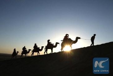 """الصين تحقق تقدما في مبادرة """"الحزام والطريق"""" والحضرنة"""