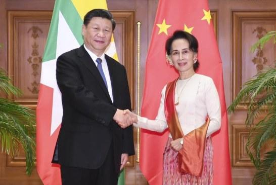 33 إتفاقية بين الصين وميانمار تهدف للإسراع في مبادرة الحزام والطريق