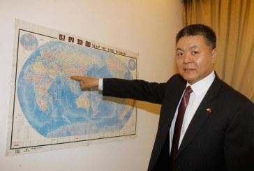 السفير الصيني في لبنان لـ«الجمهورية»: لا نسعى للهيمنة عبر منتدى «الحزام والطريق» للتعاون الدولي
