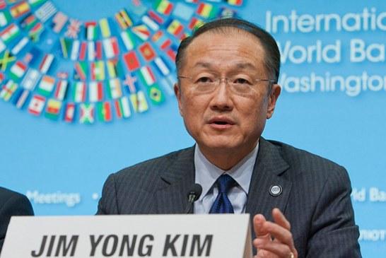 رئيس البنك الدولي: البنك الدولي يرغب في تقديم كل أشكال الدعم لبناء الحزام والطريق